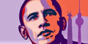 Article Témoins sur Barack Obama au Kirchentag