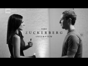 Vidéo Mark Zuckerberg