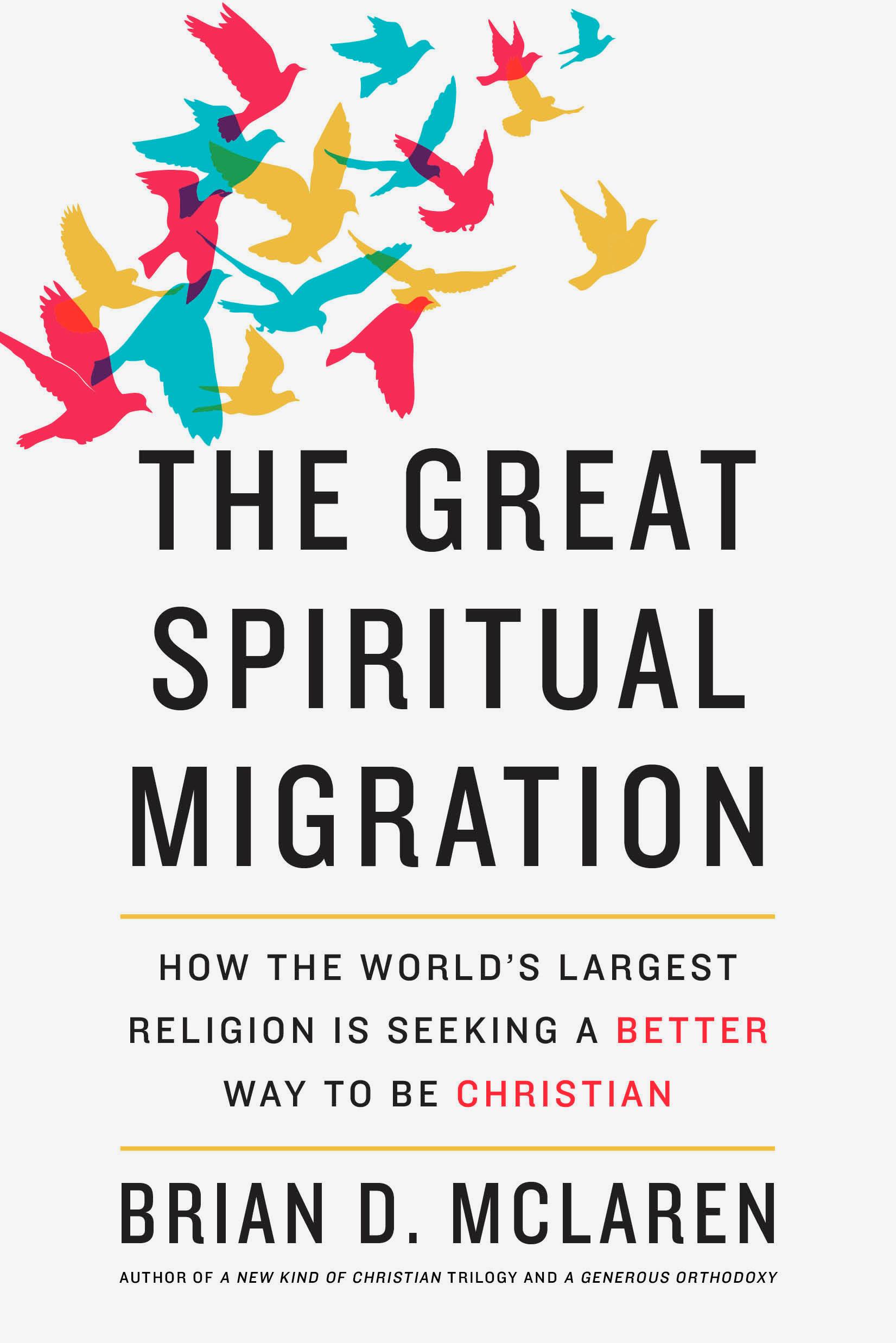 Brian McLaren la-grande-migration-spirituelle