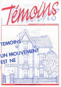 Magazine Témoins 84