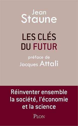 Livre de Jean STAUNE : les clés du futur