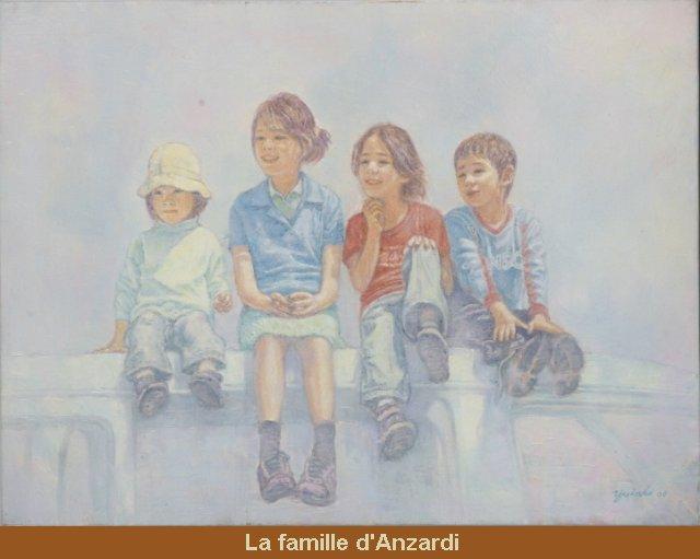 Yu15 La famille d Anzardi