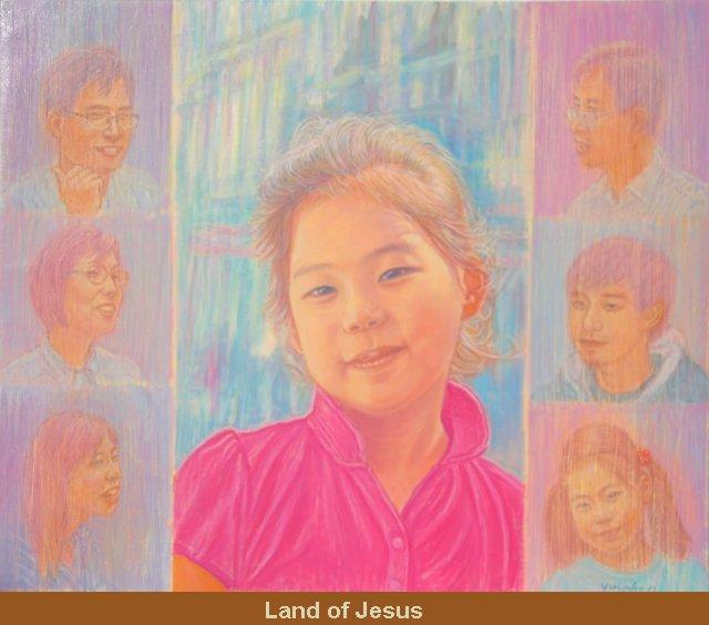 Yu17 Land of Jesus