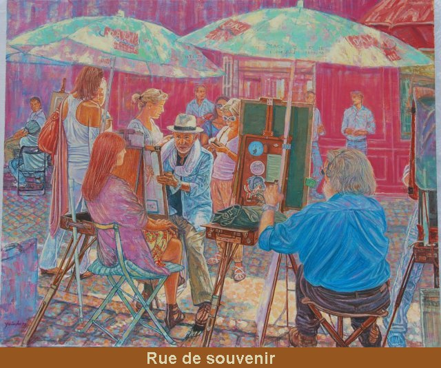 Yu32 Rue de souvenir
