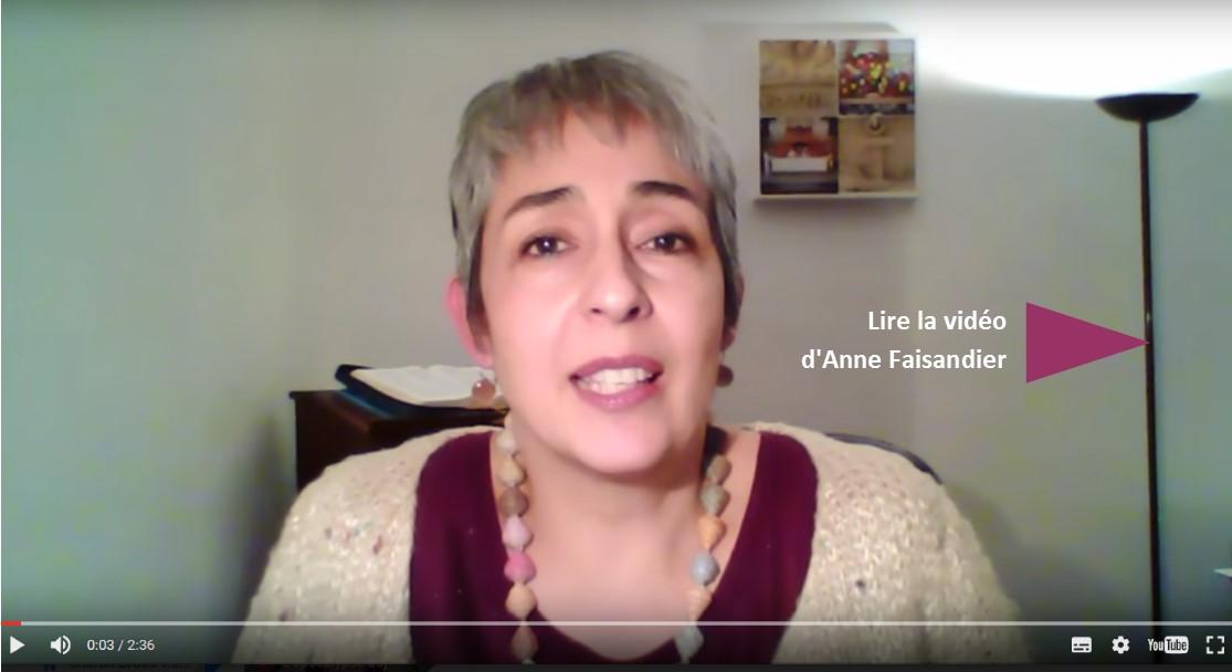 Vide de Anne Faisandier