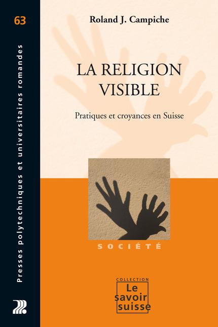 Livre : Capiche - La religion visible